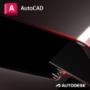 AutoCAD - including specialized toolsets AD Commercial New Single-user ELD Subscription (1 year)