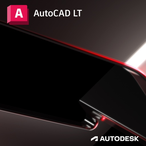 AutoCAD LT 2022 Commercial New Single-user ELD Subscription