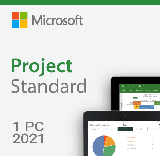 [076-05785] Project Standard 2019 Win All Lng PKL Online DwnLd C2R NR
